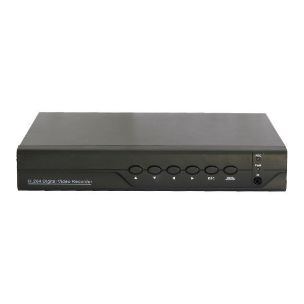 DVR Rec Pix, Gravador AHD 04 Canais 1MP