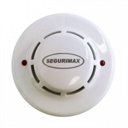 Detector Óptico de Fumaça Universal - Segurimax
