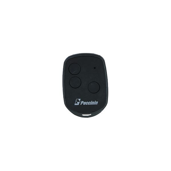 Controle Remoto - Peccinin New Evo 433,92 MHz - Preto