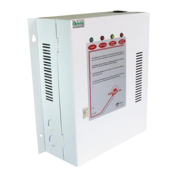 Central de Emergência Equilux III 12V/300w - Equipel