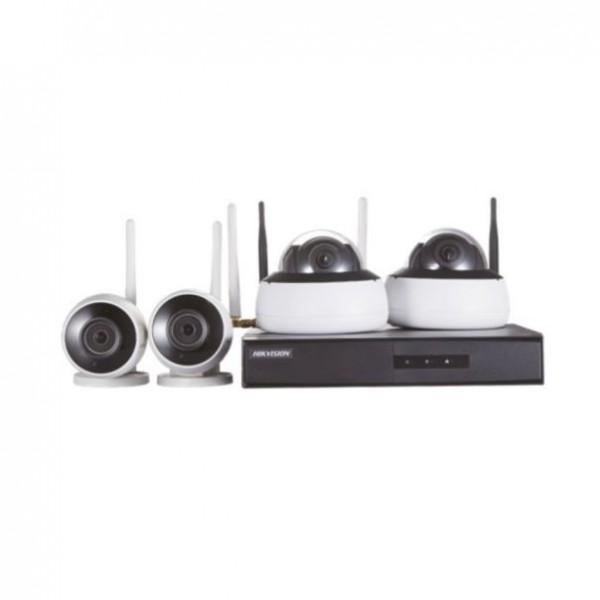 Kit Monitoramento Wi-FI Hikvision