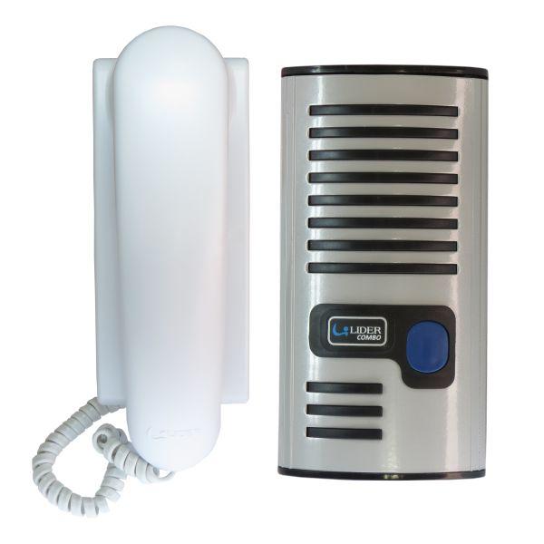 Porteiro Eletrônico LR - 501 Combo - Líder