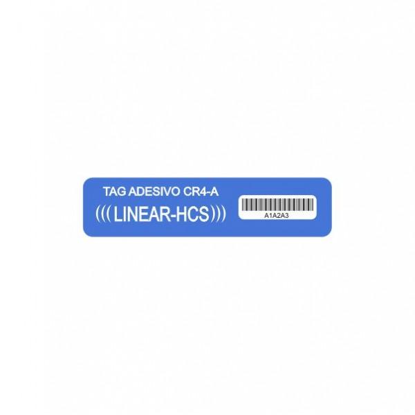Tag Adesivo CR4-A - Linear