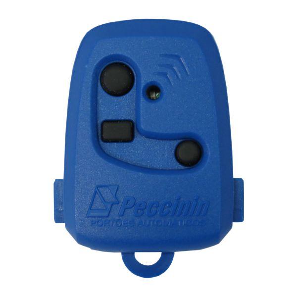Controle Remoto - Nice 433,92 MHz - Azul