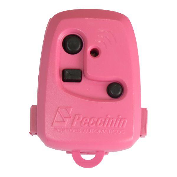 Controle Remoto - Peccinin 433,92 MHz - Rosa