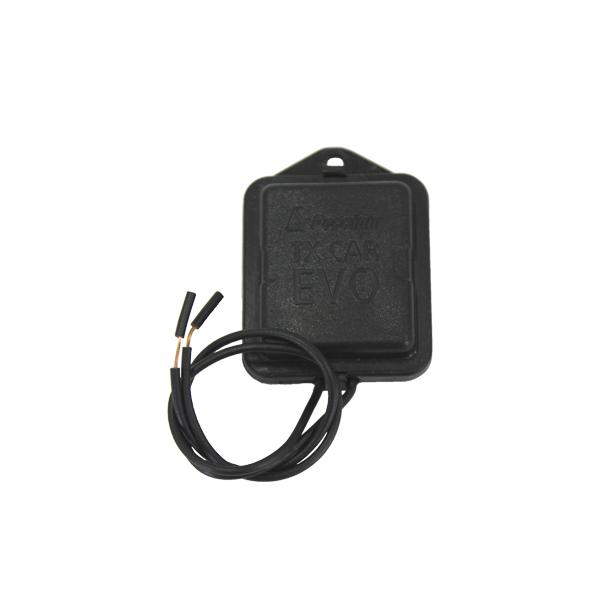 Controle Remoto - Nice Tx Car Evo 433,92 MHz